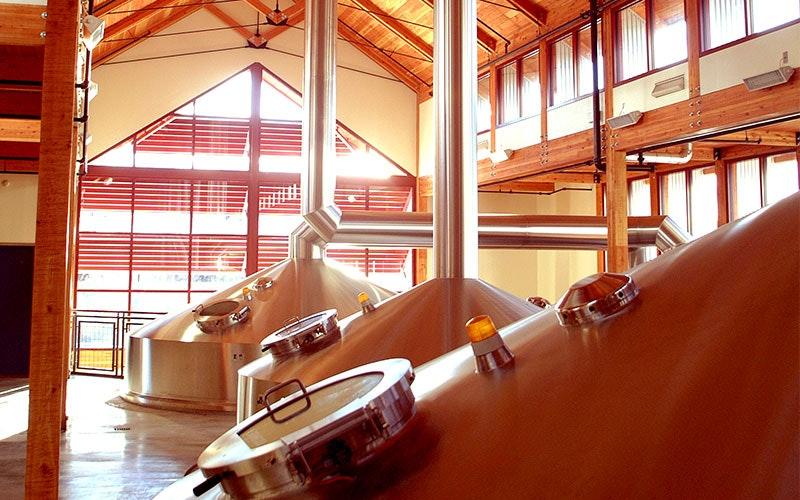 new belgium brewing - now open!